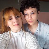 Kariana e Fernanda