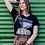 Thumbnail: Camiseta Potatles Feminina - La Luz Brasil