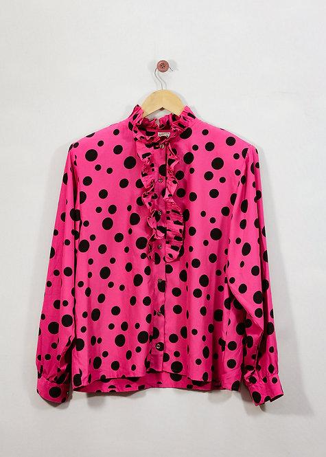 Camisa Gola Rufo - Brechó