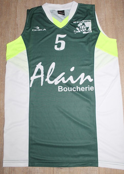 DYLOIS WAVRE MAILLOT DAMES