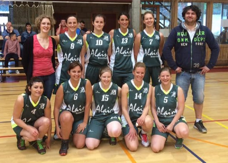 BC DYLOIS WAVRE 2015/2016