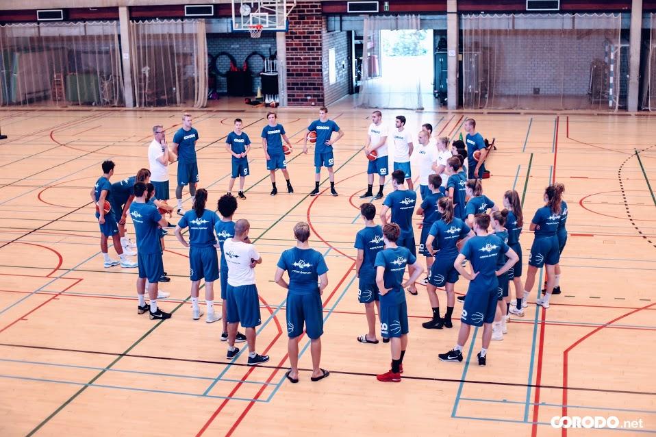 CORODO BASKETBALL ACADEMY 22