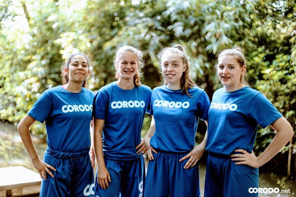 CORODO BASKETBALL ACADEMY 20
