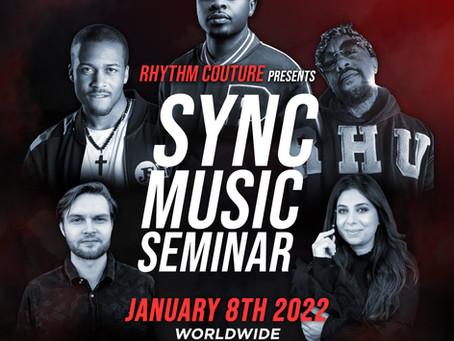 Rhythm Couture Presents: Sync Music Seminar