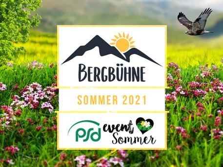 Der PSD Eventsommer wird noch größer und zieht 2021 auf die Bergbühne Nürnberg