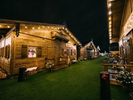 Weihnachtlicher Hüttenzauber: Nürnberger Winterhütten sollen 2021 wieder öffnen