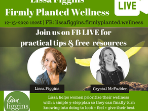 Firmly Planted Wellness: podcast guest