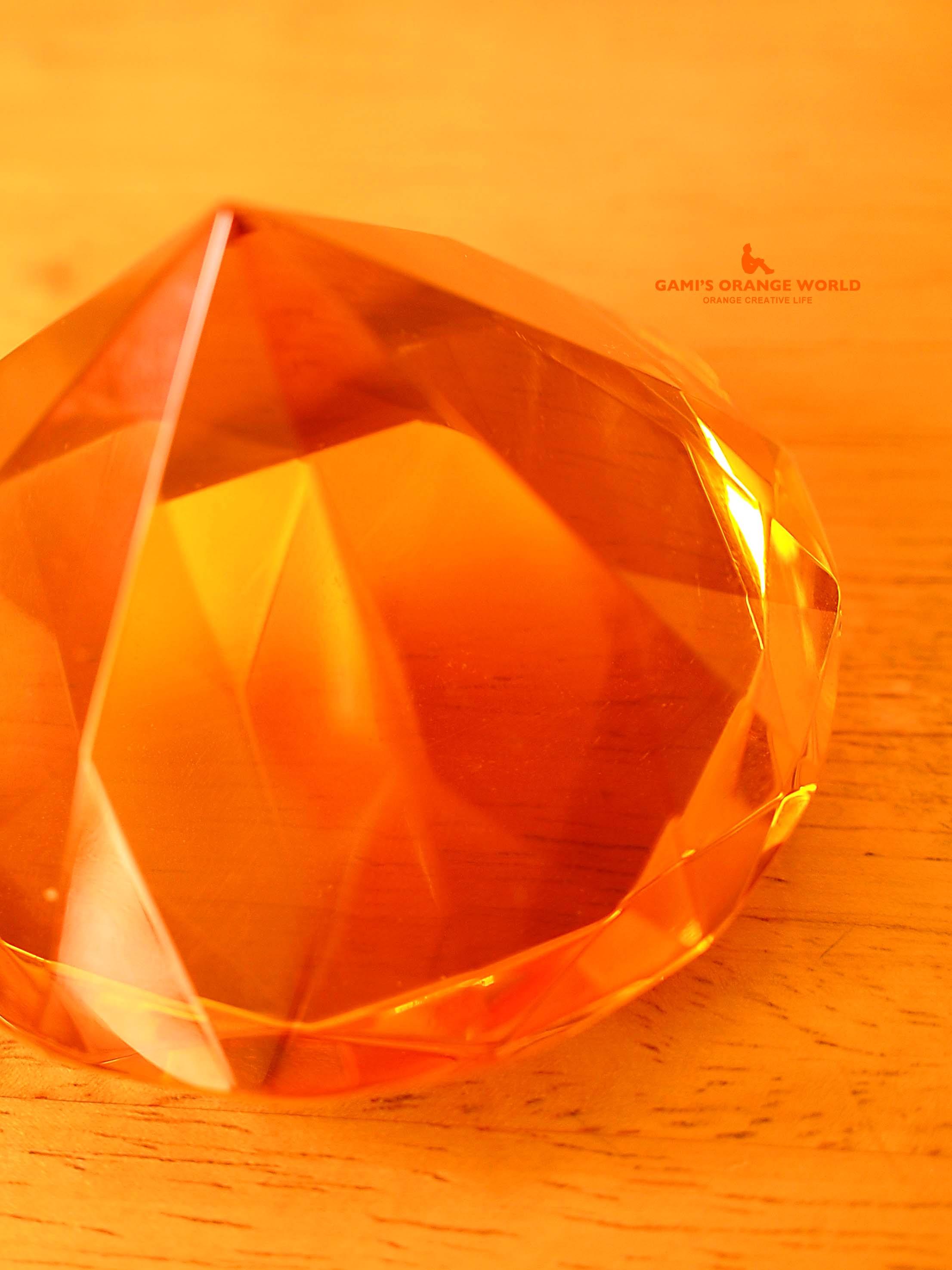 0221オレンジのクリスタル5 のコピー