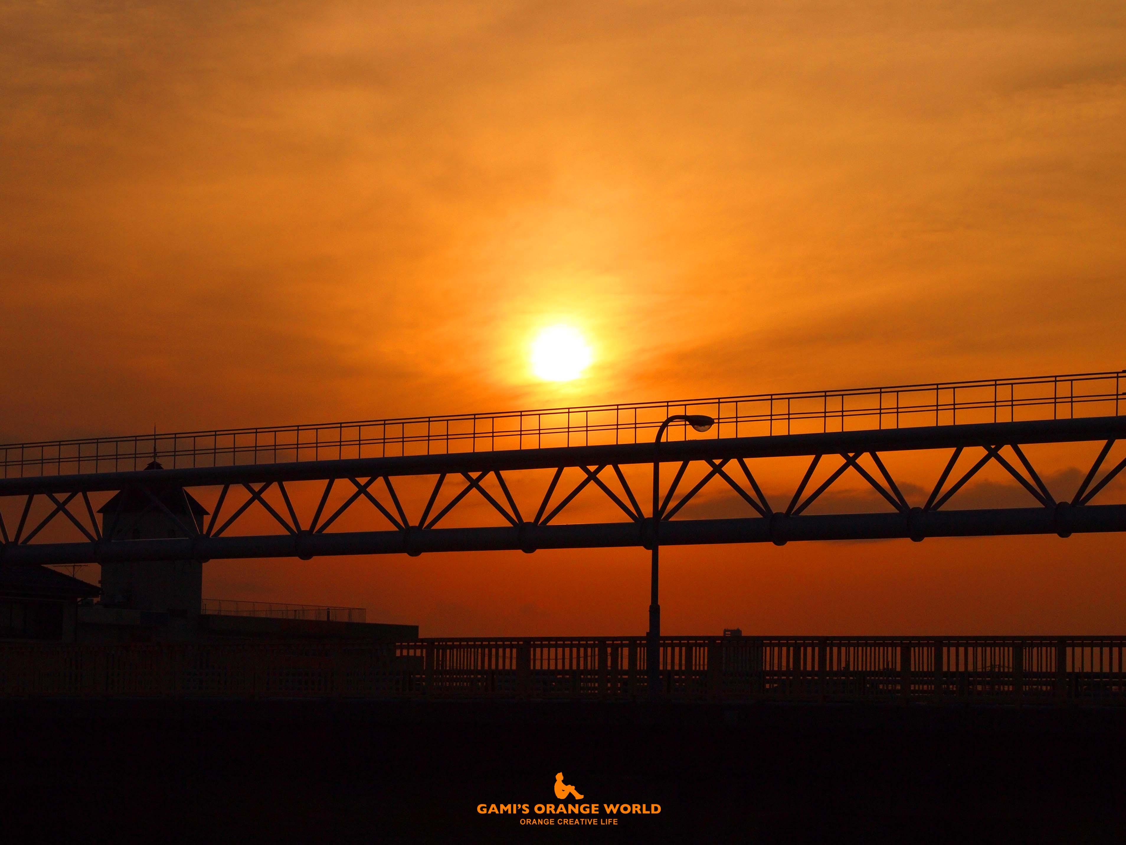 0550オレンジの橋 のコピー