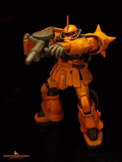 0256オレンジのザク7 のコピー
