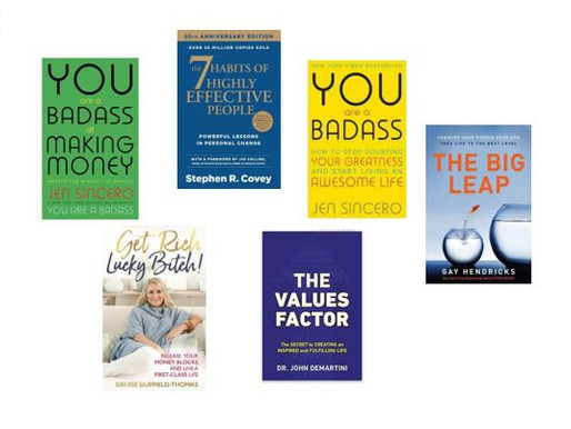 6 Books That Will Help You Create A Career You Love.