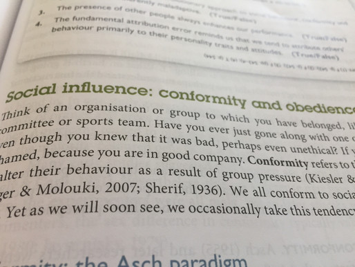 How Does Conformity Influence Our Lives?