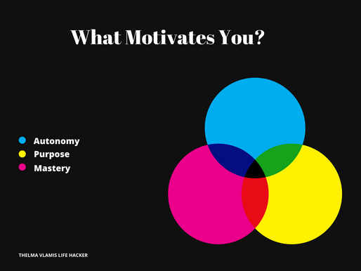 What Motivates You To Show Up for Work?