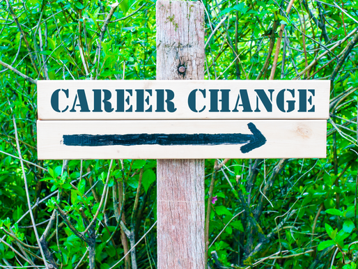5 Reasons It Feels Hard to Make A Career Change and Here's What You Can Do About It.