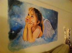 Angel Mural