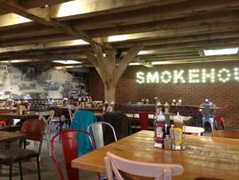 Interior Design of Smokehouse Restaurant
