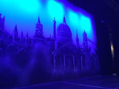 London Skyline Theatre Cloth