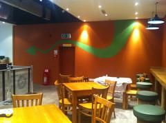 Dragon Restaurant Wall Art