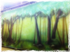 Forest Theatre Cloth