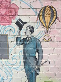 Garden Wall Mural