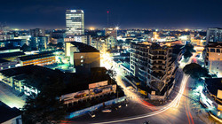 Kinshasa by night