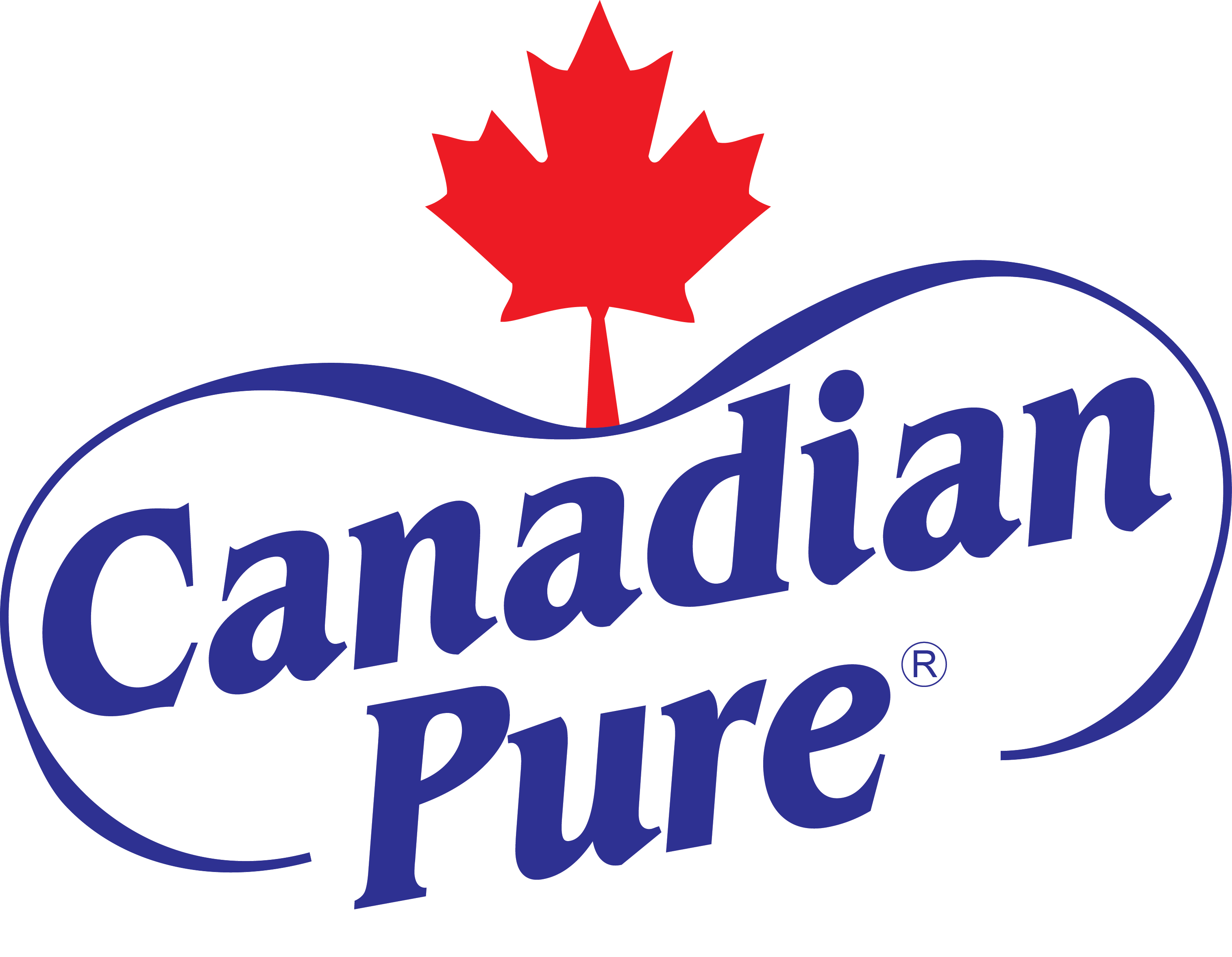 canadian pure logo