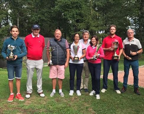Championnat du cantal individuel