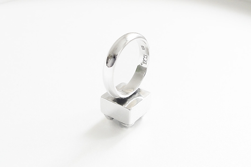 Tabouret Vert Ring