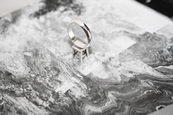 Square Chair Ring