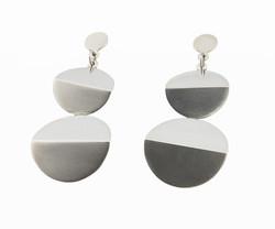 Twin Planets Earrings
