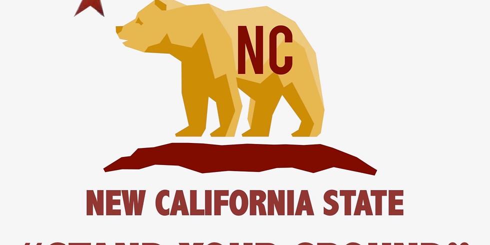 New California State Santa Clara County Town Hall