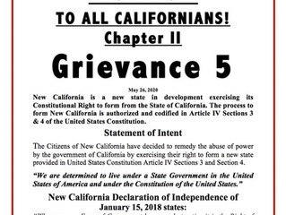 Grievance 5