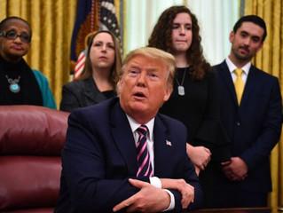 Trump Announces Guidance on Constitutional Prayers in Public Schools