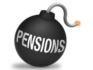 Pension Bomb Fuse Just Got Shorter