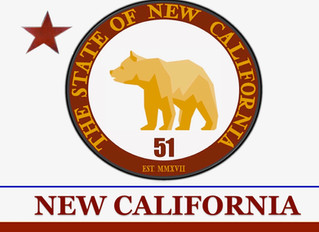 Federal State Of New China: Following the New California State Formula for Independence, Freedom and