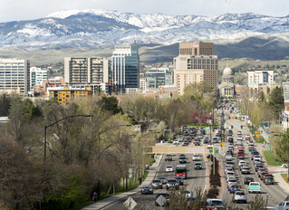 Boise, Idaho, Feels the Growing Pains of a Surging Population