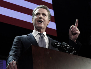 Newsom: 38 Executive Orders/172 Law Changes–No Hearing/Debate/Vote