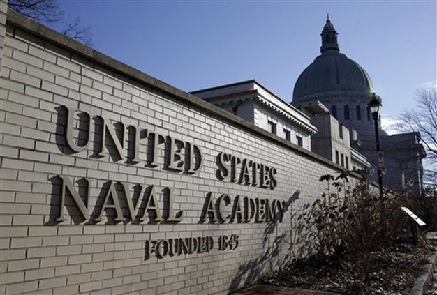Tulare County Symbol Created by Naval Academy Candidate