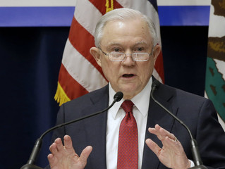 Sessions: 'States Like California … Believe They Are Above the Law'