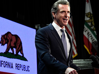 Newsom Reveals Slashed Budget, Says HEROES Act Is Solution