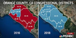 Orange County Voter Fraud VOTER FRAUD IN ORANGE COUNTY…300K MORE VOTES FOR REPS THAN GOVERNOR