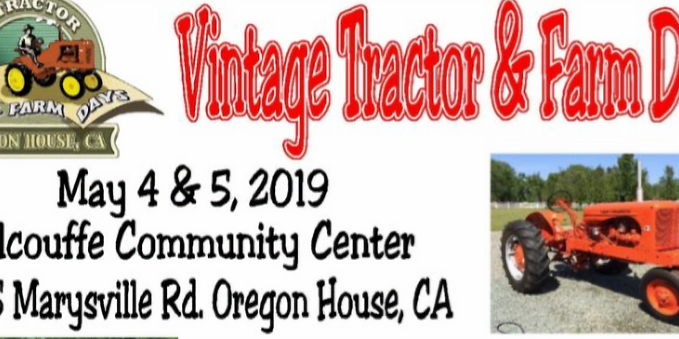 Vintage Tractor & Farm Days