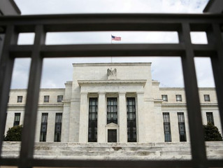 US Federal Reserve Floods Markets with Liquidity on Repo Banking Panic....GOOD NEWS FOR NEW CALIFORN