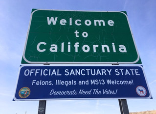 Over a Dozen States Join Trumps Lawsuit Against Sanctuary State California