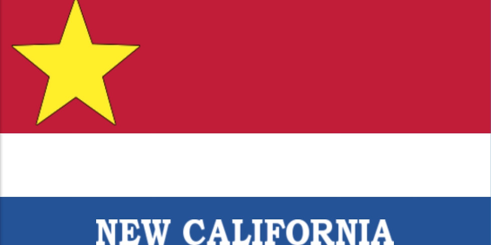 New California State Calaveras County Town Hall