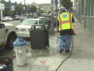 San Francisco official in charge of cleaning up city's filthy streets arrested