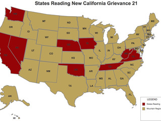 9 States to Read Grievance 21