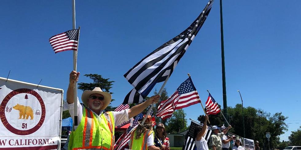 SAN DIEGO COUNTY, American Liberty Coalition In Ramona, CA