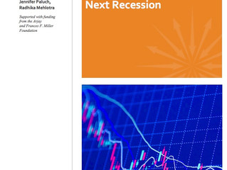 Stunner! California Recession Numbers