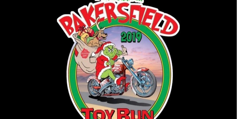 Kern County 2019 Bakersfield Toy Run